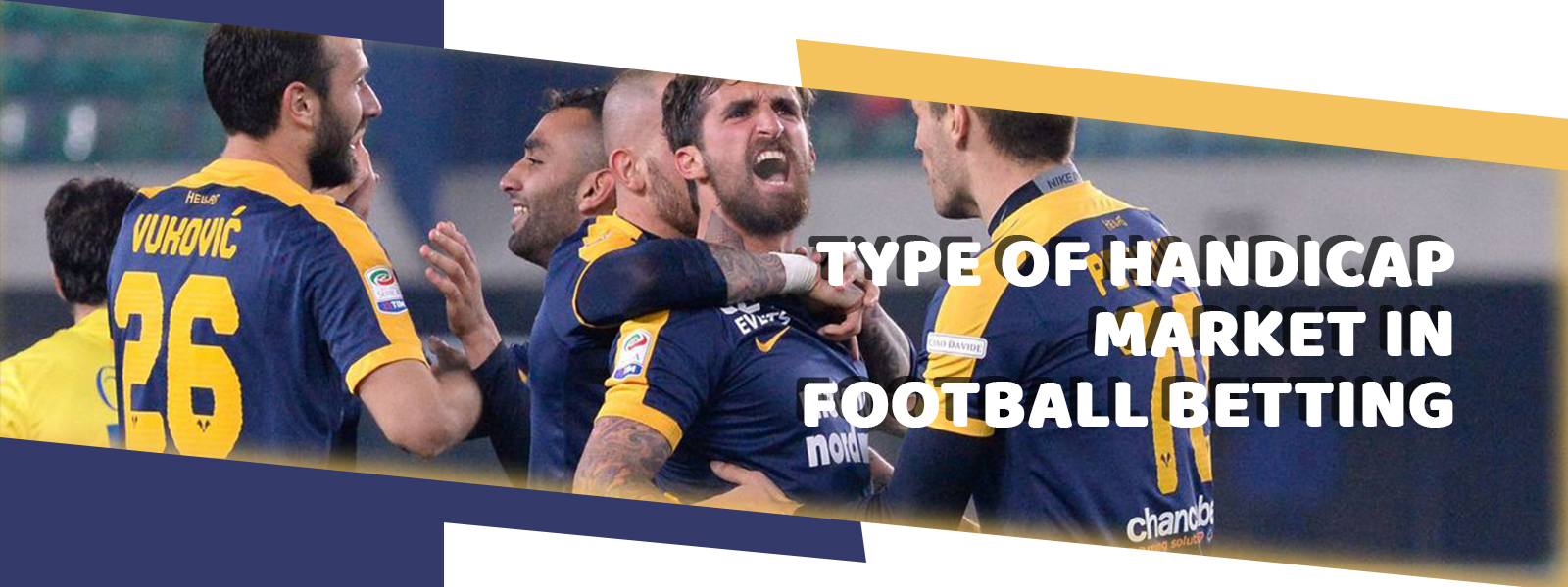 Type Of Handicap Market In Football Betting